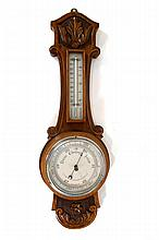 English Barometer-thermometer