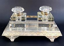 English inkwell by Clus
