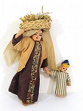 Doll made in Eretz Israel