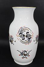 1930s Meissen Court Dragon vase