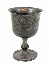 19th century German Kiddush cup