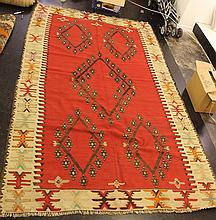 Turkish Konia Kilim carpet