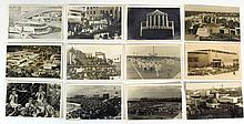 Lot of photographs from Eretz Israel