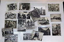 Lot of 19 various photograph