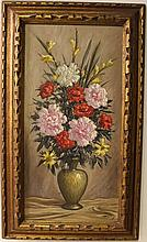 Unidentified artist, flowers