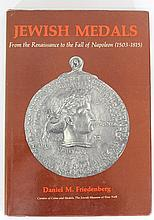 Jewish Medals from the Renaissance to the Fall of Napoleon