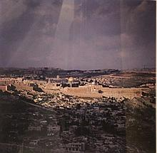 Photograph of Jerusalem by David Rubinger