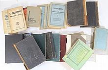 Lot of Jewish books printed in Germany