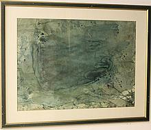 Eliahu Gat (1919-1987), abstract