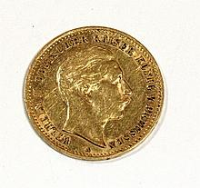 1903 10 marks German Gold coin
