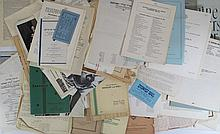 Lot of documents concerning Judaism and Jewish communities in the US and Canada