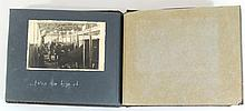 Photo album from Kibbutz Yad Mordechai, 1955