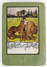 The Book of the Jungle, translated into Yiddish