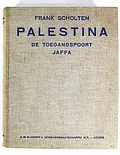 Dutch book with many photographs of Jaffa