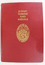 Judaic Tokens and Medals