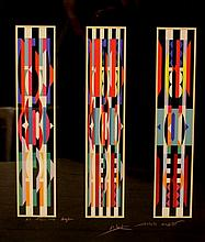 Jacob Agam (Israeli, 1928-)