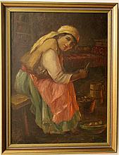 Unidentified artist (East European school)
