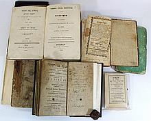 Lot of ten Jewish books