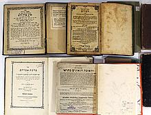Lot of Jewish books
