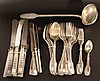 Parts of a cutlery set, Art Deco