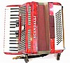 Accordion by Scandalli
