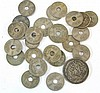 Lot of early 20th century Egyptian coins
