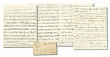 Jefferson Davis - President of the Confederate States - Free Frank, Letter