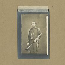 Samuel DuPont - Civil War, Navy - Meserve Collection - Silver Print Photograph