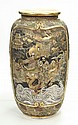 19th-century Japanese Satsuma Vase