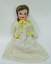 German Bisque Doll, Heubach Koppelsdorf