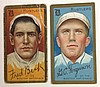 2 T205 Boston Nationals Tobacco cards Fred Beck & G.C. Ferguson
