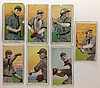 7 T206 Chicago Tobacco cards