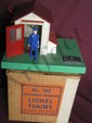 Lionel No. 145 Automatic Gate Man o/b
