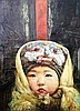 Xu Jian Peng (1954), Mongolian child