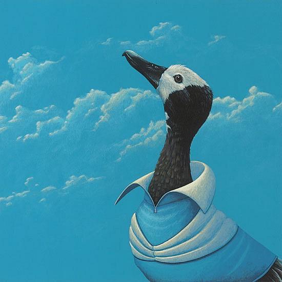 Jasper Oostland (1976), Witwang duck