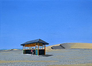 Ruud Becker (1954), Desert shelter