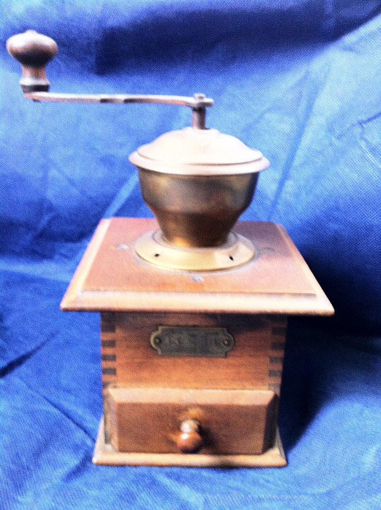 coffee grinder, first part 20th century