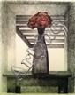 Jan Goeting (1918 - 1984), the rose