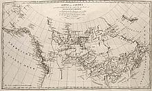 Mackenzie, Alexander Reisen von Montreal durch Nordwestamerika nach dem Eismeer und der Süd-See in den Jahren 1789 und 1793. Nebst einer Geschichte des Pelzhandels in Canada. Aus dem Englischen. (= Bibliothek der neuesten und interessantesten