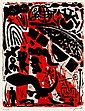 Penck, Memorial J. Beuys, Lith