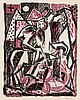 Bargheer, EduardSt. Georg. 1960. Lithographie in