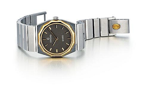 Concord Two Tone Stainless Lady's Wrist Watch