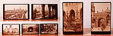 Lot of 7 Cabinet Card Photographs