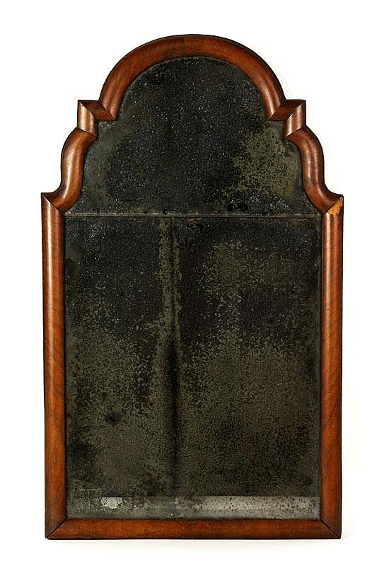 18th C. Queen Anne Mirror