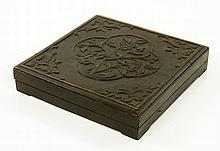 19th C. Chinese Wood Box