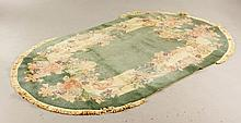 5 Chinese Art Deco Rugs
