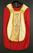 Hand Embroidered Priest Vestments