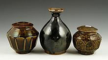 Three 17th C. Korean Items