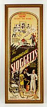 The Incomparable Sloggetts Poster
