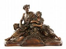 Classical Bronze Sculpture